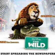 Wallpaper del film Uno zoo in fuga