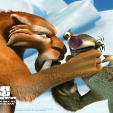 Wallpaper del film L'era glaciale 2 - Il disgelo