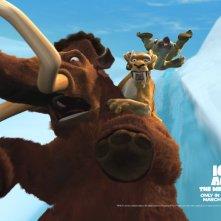 Desktop Wallpaper del film L'era glaciale 2 - Il disgelo