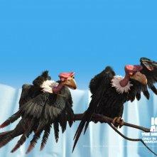 Wallpaper del film L'era glaciale 2 - Il disgelo (Ice Age 2 - The Meltdown)