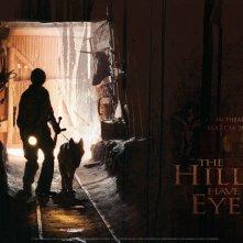 Un wallpaper del film Le colline hanno gli occhi