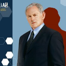 Wallpaper della serie Alias con Victor Garber