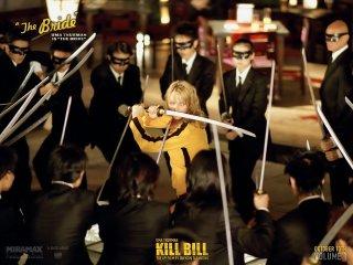 Wallpaper del film Kill Bill: Volume 1