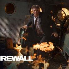 Wallpaper del film thriller Firewall Accesso negato