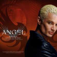 Wallpaper della serie Angel con James Marsters