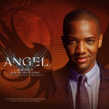 Wallpaper della serie Angel con J. August Richards