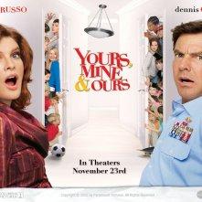 Wallpaper del film I tuoi, i miei e i nostri