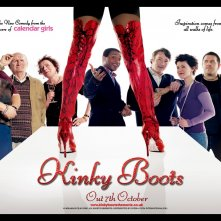 Wallpaper del film Kinky Boots - Decisamente diversi