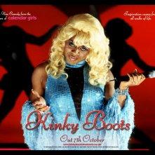 Uno scintillante wallpaper del film Kinky Boots - Decisamente diversi