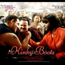 Wallpaper del film Kinky Boots - Decisamente diversi del 2005