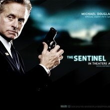 Wallpaper del film The Sentinel con Michale Douglas