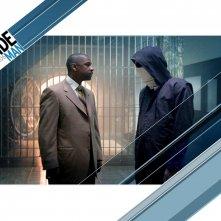 Wallpaper del film Inside Man con Denzel Washington