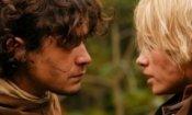 La coppia Scamarcio-Stella in TV per 'La freccia nera'