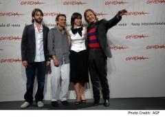 Il cast di 'Alatriste' presenta il film a Roma