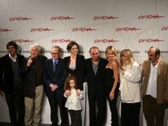 Il cast de 'La Sconosciuta' incontra la stampa a Roma