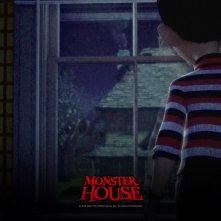 Wallpaper del film Monster House