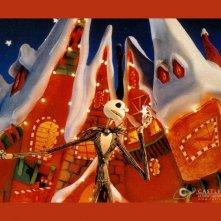 Wallpaper del film Nightmare Before Christmas