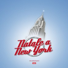 un wallpaper del film Natale a New York
