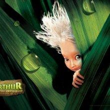 Destop Wallpaper del film Arthur e il popolo dei Minimei