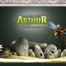 Arthur e il popolo dei Minimei - wallpaper del film
