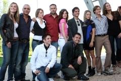 Fausto Brizzi e il cast raccontano la seconda notte d'esame