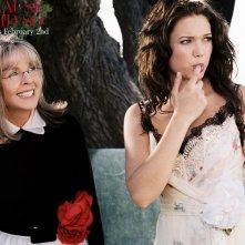 Wallpaper del film Perchè te lo dice mamma con Diane Keaton e Mandy Moore