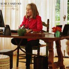 Wallpaper del film Perchè te lo dice mamma con Diane Keaton