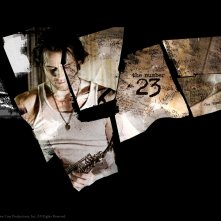 Wallpaper del film The Number 23