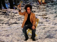 Sanremo 2007: (Stra)Vincono Cristicchi, Moro e Baudo