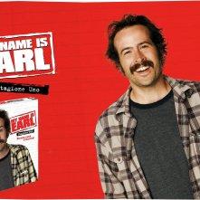Wallpaper della serie My Name Is Earl con Jason Lee
