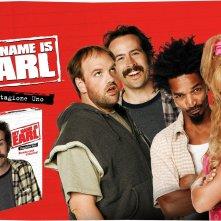 Wallpaper della serie My Name Is Earl