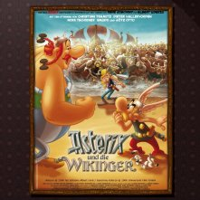 Un wallpaper del film Asterix e i Vichinghi