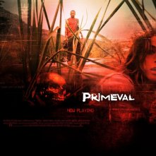 Wallpaper del film Paura primordiale