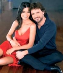 Una moglie bellissima per Leonardo Pieraccioni