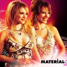 Wallpaper del film Material Girls