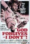 La locandina di Dio perdona... Io no!