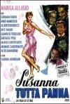 La locandina di Susanna tutta panna