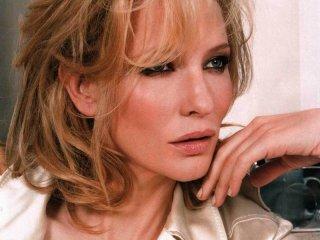 Wallpaper di una splendida e sexy Cate Blanchett