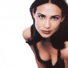 Wallpaper dell'attrice Claire Forlani