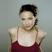 Wallpaper di Claire Forlani in abito rosso