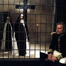 Guillaume Depardieu e Jeanne Balibar in una scena de La duchessa di Langeais