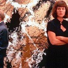 Marcia Gay Harden in una scena del film Pollock