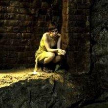 Shannyn Sossamon in una scena del film Catacombs