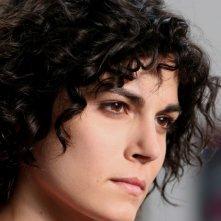 Valeria Solarino in una scena del dramma Signorina Effe