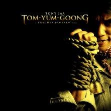 Un wallpaper del film The Protector - La legge del Muay Thai
