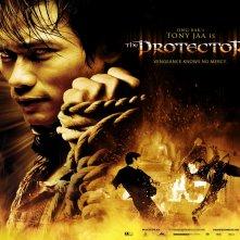 Wallpaper per il film The Protector - La legge del Muay Thai