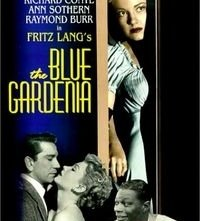 La locandina di Gardenia blu
