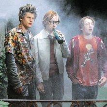 Una scena del film Night of the living dorks (2004)