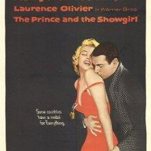 La locandina di Il principe e la ballerina