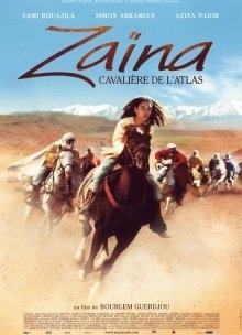 La Locandina Di Zaina Cavaliere De L Atlas 43712